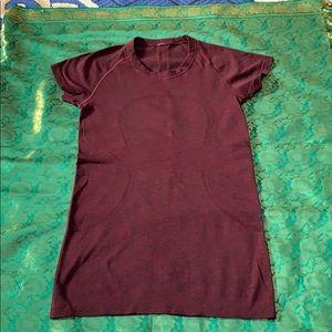 Lululemon swiftly tech tee shirt